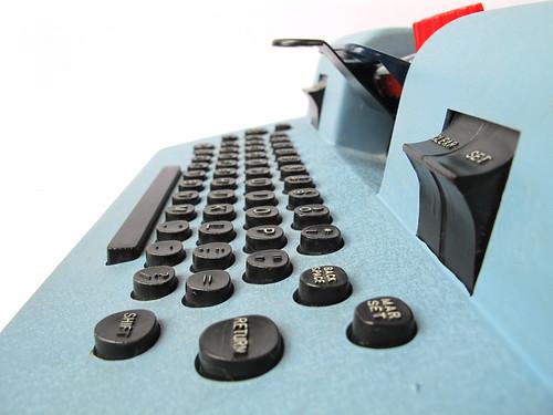 Marx IMB typewriter