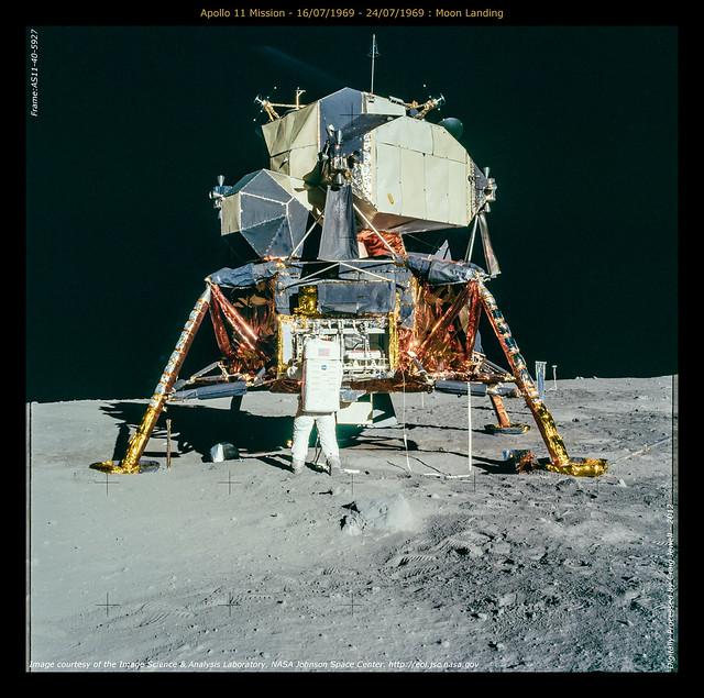 1969 Apollo 11 - Pics about space
