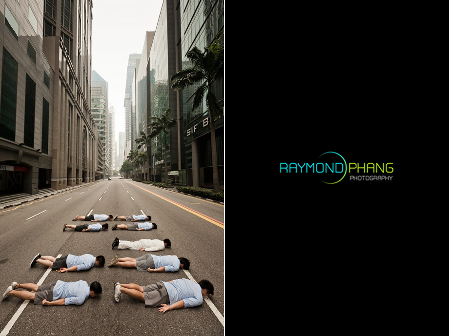 Raymond Phang Actual Day - IB14