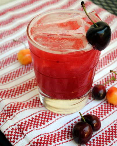 Cherry Margaritas