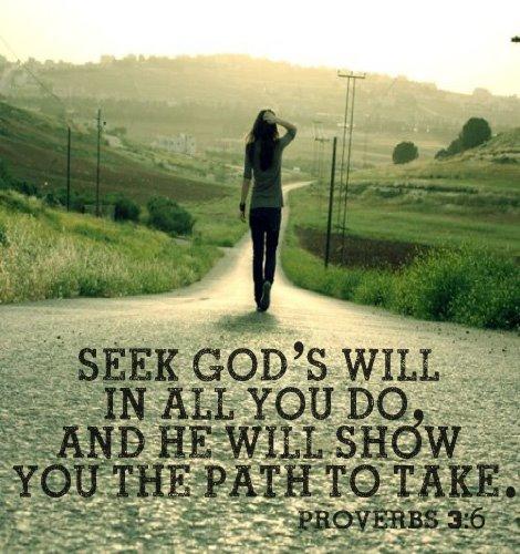 seek Gods will