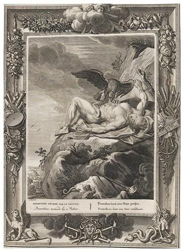 003-Neueröffneter Musen-Tempel…1754-Bernard Picart-© UniversitättBibliotheK Heidelberg