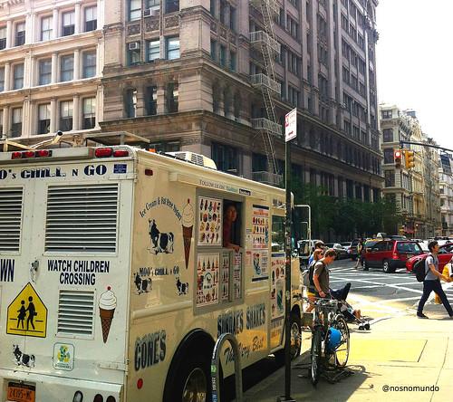 Food Truck em Nova York