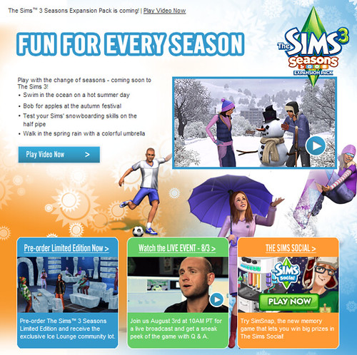 Seasons Newsletter