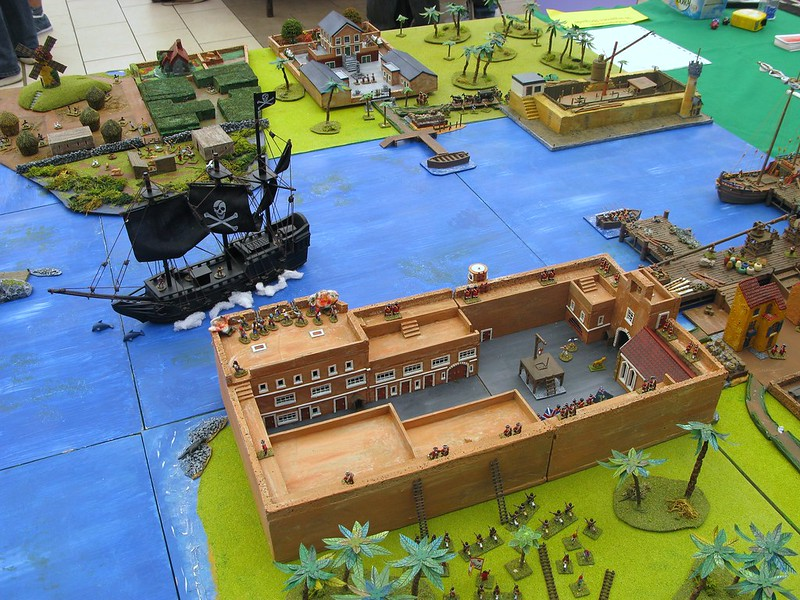 Independent Wargames Brigade - Dead men Tell No Tales (6)