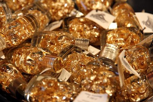 Ketchikan - Gold Flake Bottles... from Brazil