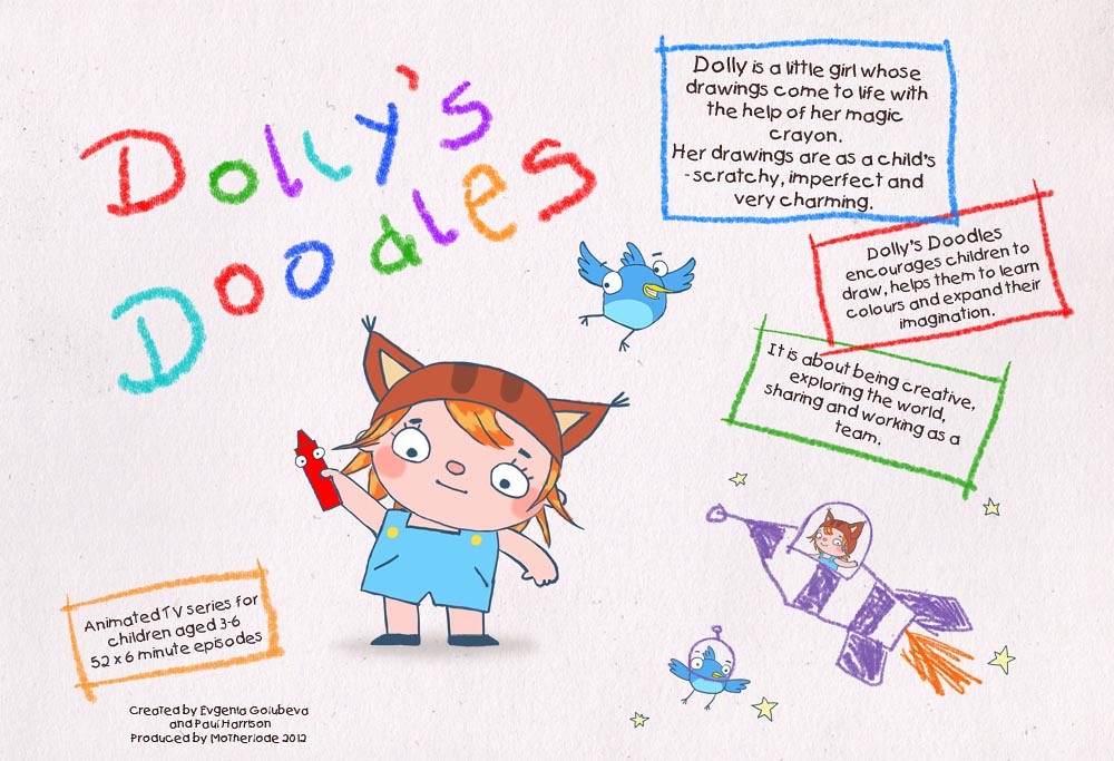Dolly's Doodles