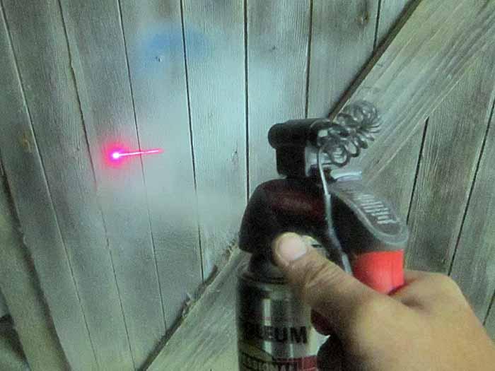 Tacticool Spraycan FPS