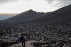 Boulder Field at Sunrise