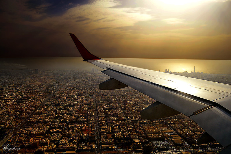 Seeing the World Through an Airplane Window «TwistedSifter