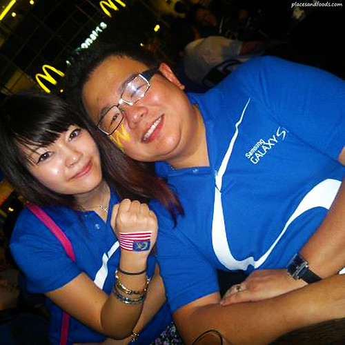samsung viewing party with anna bella