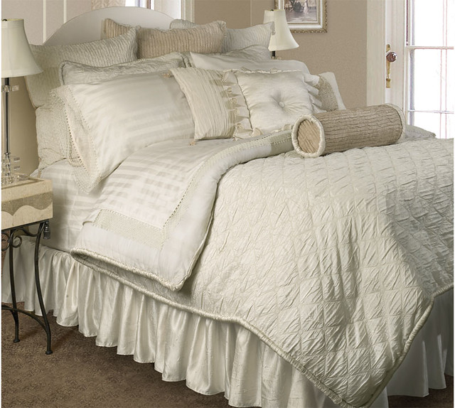 Anatasia designer bedding set by lawrence home flickr photo sharing - Look contemporary luxury bedding ...