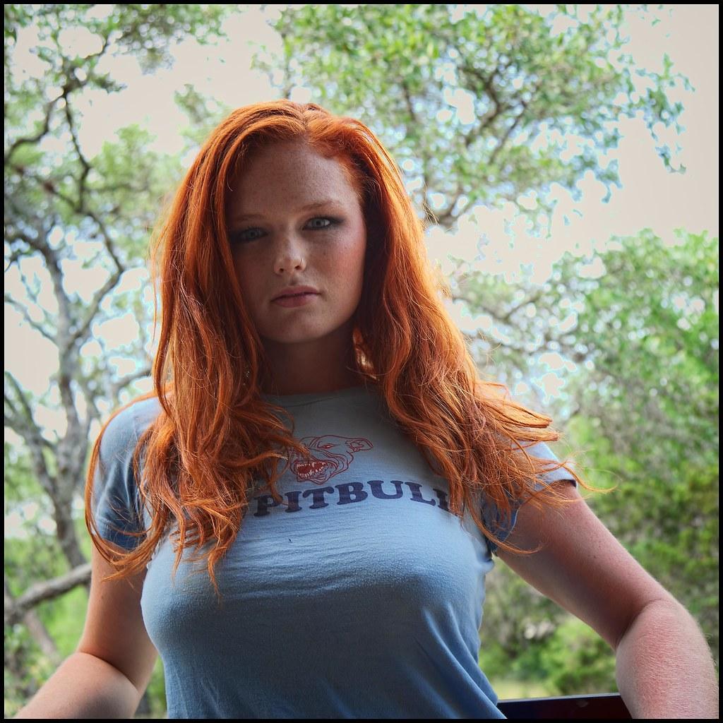 Redhead seduction
