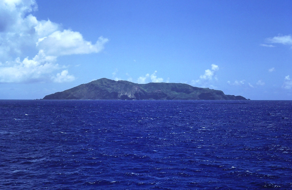The one & only Pitcairn Island