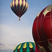 The Hot Air Balloons by Dr Blind