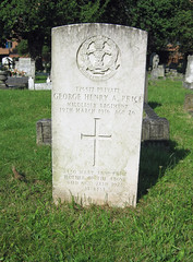 George Henry Price died 1916 aged 26 buried with his mother.
