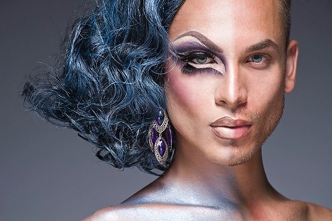 Miss Fame Half Drag