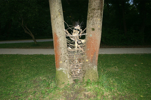 Kunst im Englischen Garten(?)
