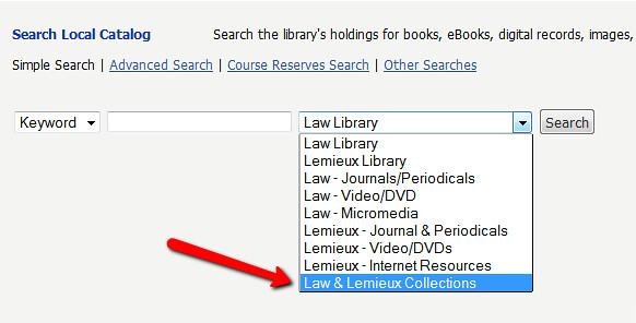 lemieux and law