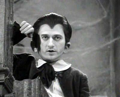 TV's Eddie Munster as an adult.