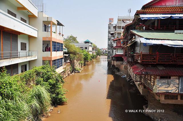 Visa Run in Chiang Mai