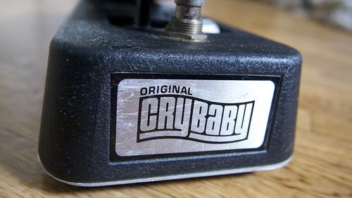 JIM DUNLOP CRYBABY GCB-95