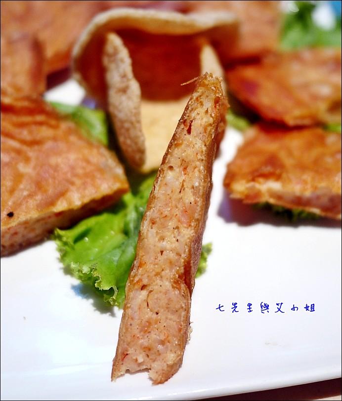 10 月亮蝦餅