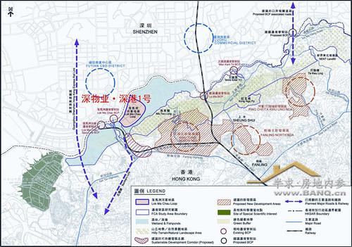 1、落马洲河套地区周边状况副本(1)