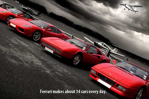 Ferrari-Cars by DeliveryMaxx
