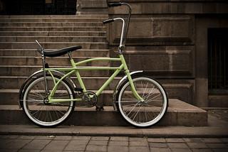 vintage bicla