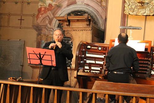 Koncert w Katedrze w Fromborku, Prosty Flet i Organy by xpisto1