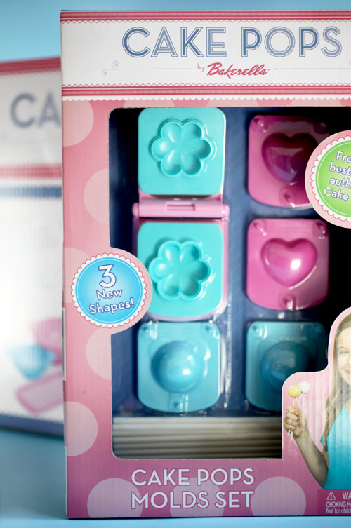 Cake Pops Molds Set