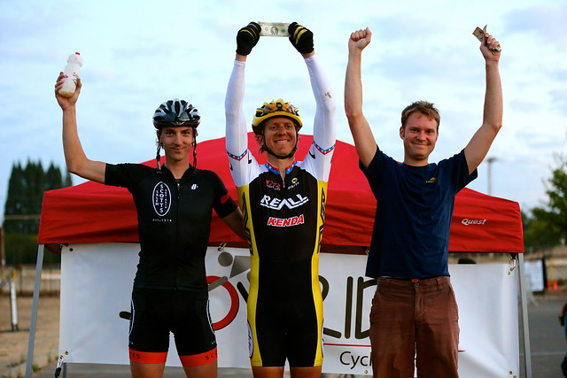 Cat 1/Pro Series Podium