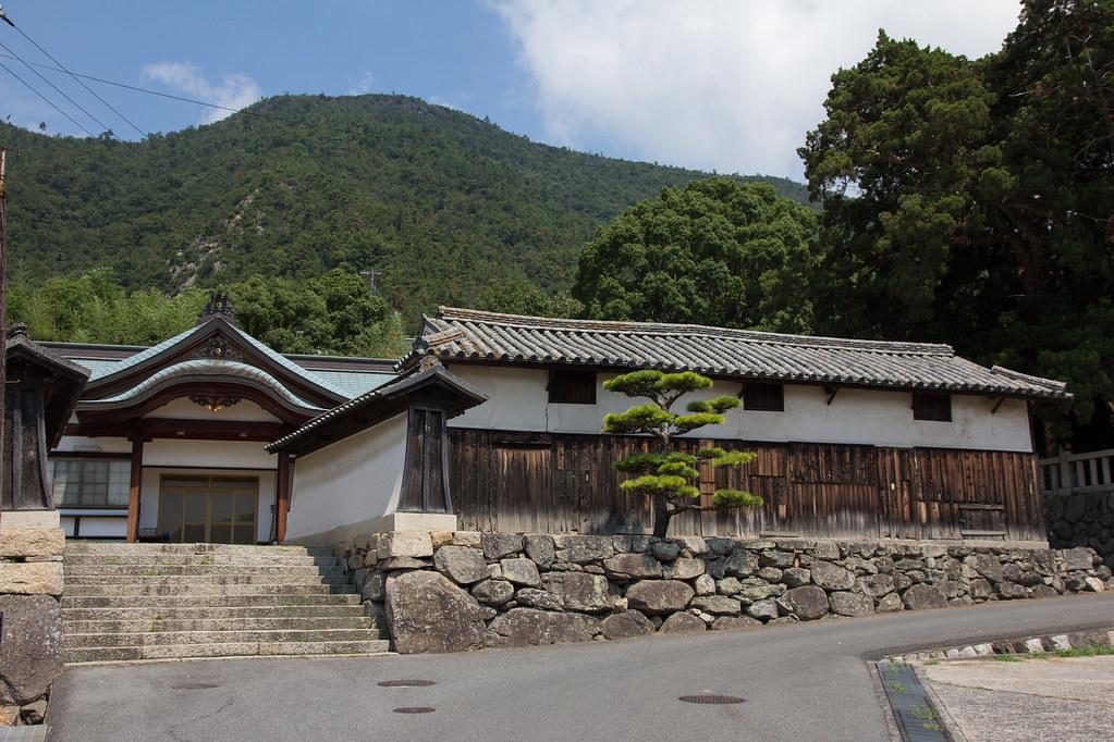 Hoshoin Temple at Shodoshima