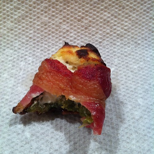 Yum! Jalapeno poppers for the win!