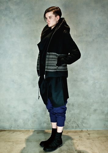 Otto Lundbladh0035_KAZUYUKI KUMAGAI AW12(ATTACHMENT)