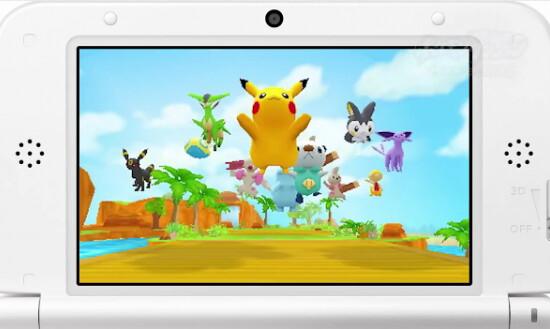 Divulgados Novos Trailers de Pokémon: Mystery Dungeon!