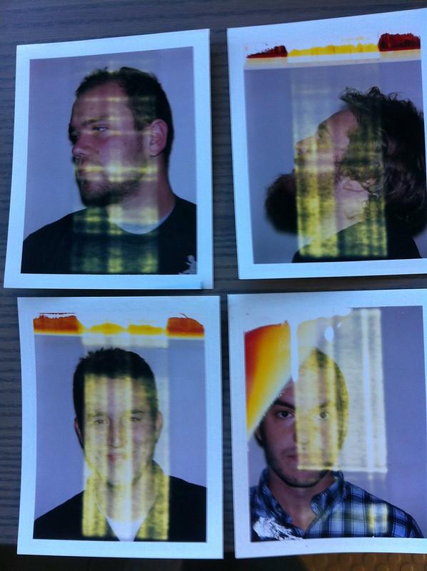 problem polaroids