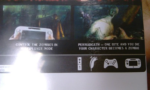 ZombiU has WiiMote Support