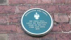 Photo of Green plaque number 11775