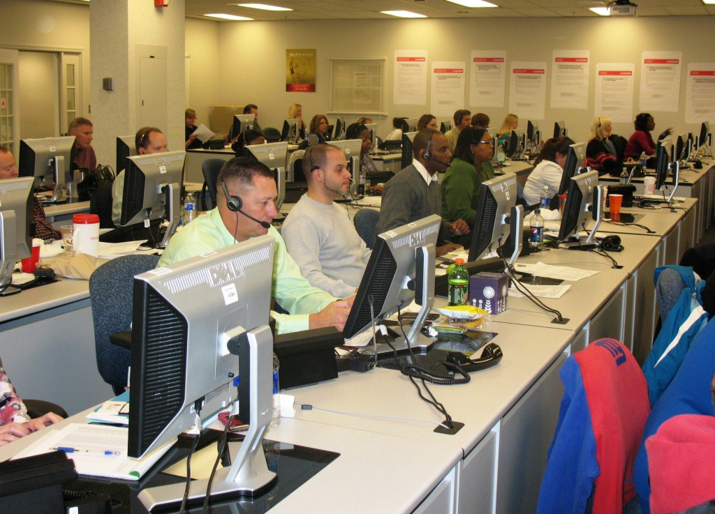 call center usa