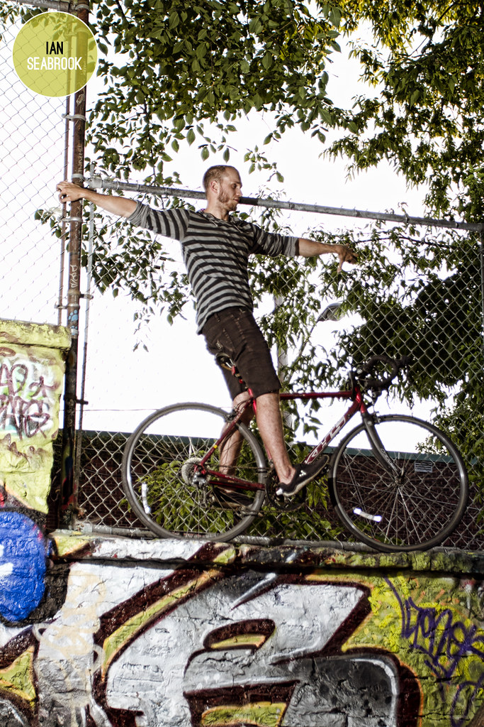 Ian - Ottawa Velo Vogue