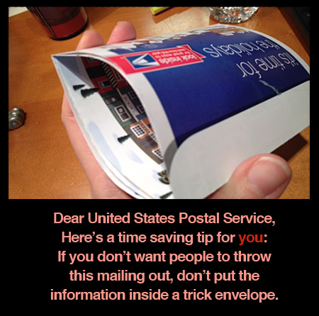 trick-envelope