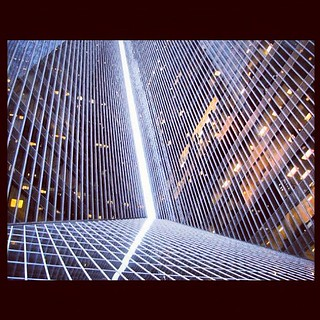 Pennzoil Place - Philip Johnson and John Burgee #ilovearchitecture #architecture #architectureschool #skyscrapers #light #lightningstrikes #lines #pennzoil #houston #texas #philipjohnson #modern #contemporary #inspired #instagood #instaphoto #photooftheda
