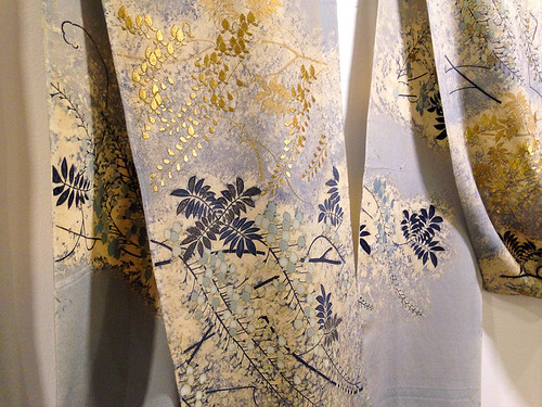 Kimonos at Textile Museum of Canada