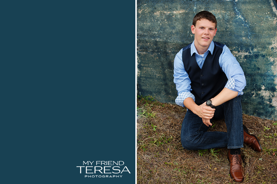 my friend teresa photography, cary academy senior