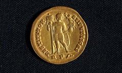 Luxor Byzantine coin find