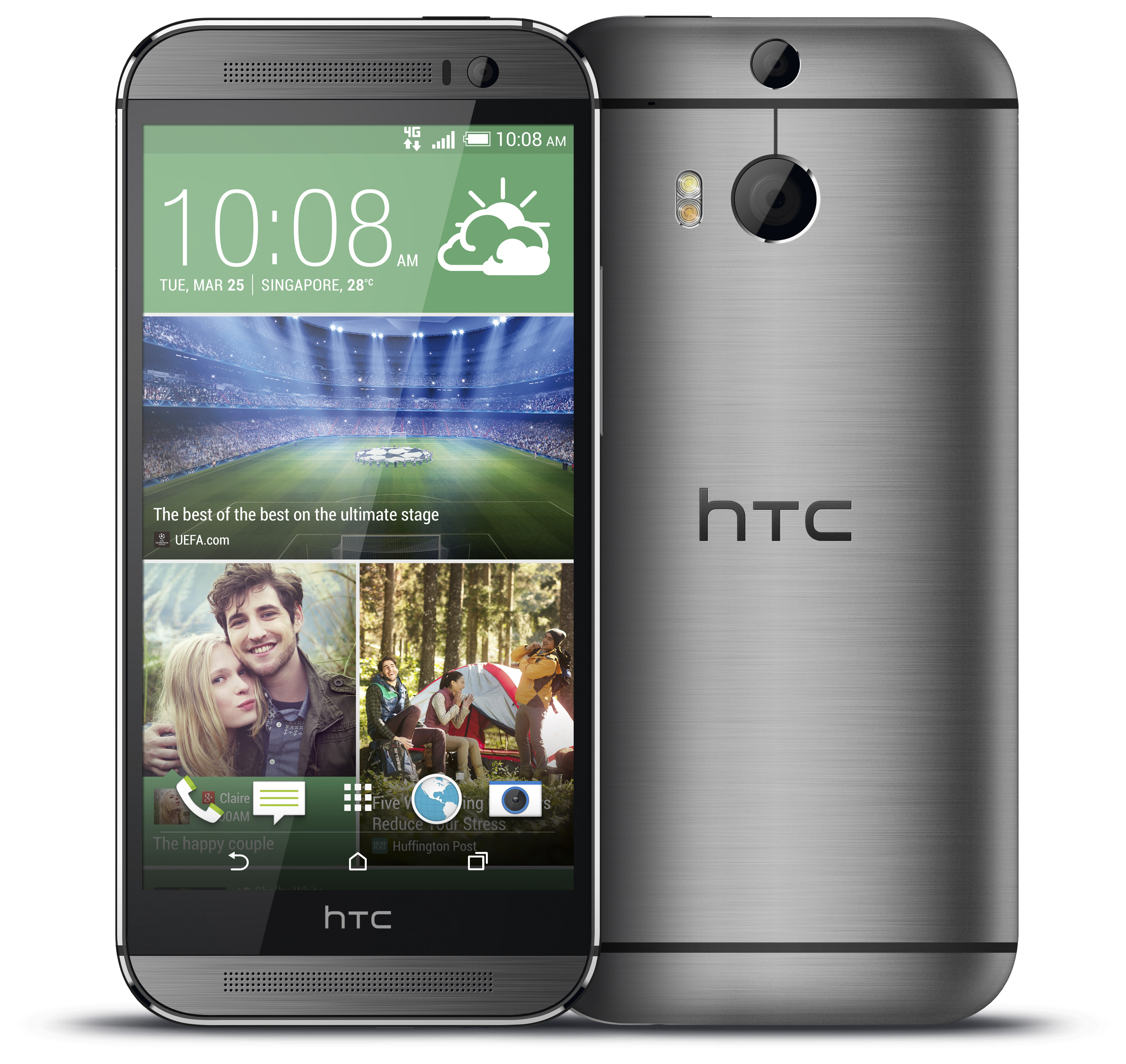 HTC One (M8) Available In Singapore From This Saturday ...