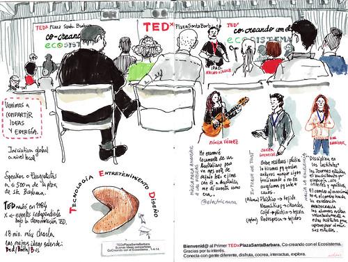TEDx PlazaSantaBarbara