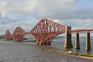 "55002 ""Kings Own Yorkshire Light Infantry"" - 1Z60 - Forth Bridge"